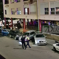 Detenidas tres personas por el tiroteo en la Barriada de Suerte de Saavedra