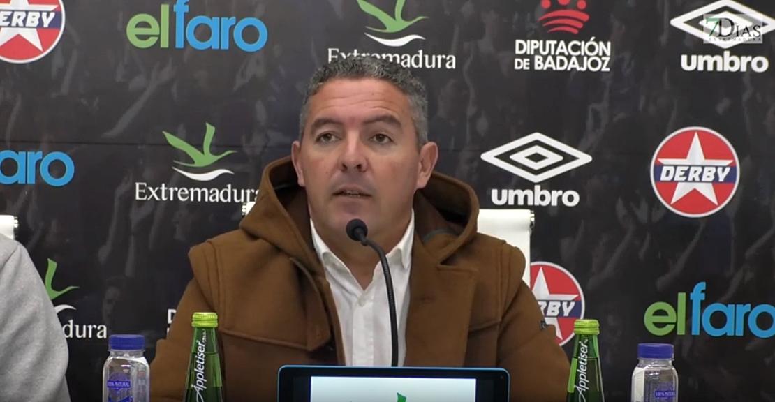 Vizcaino explica los motivos de la destitución de Nafti