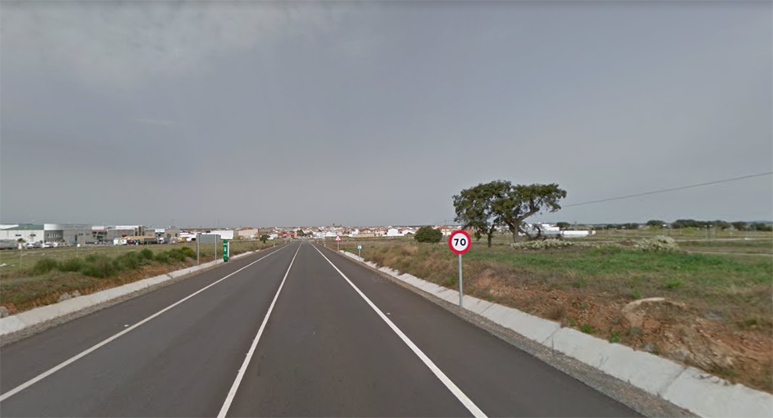 Un corte total, dos desvíos y un carril cerrado en las carreteras extremeñas