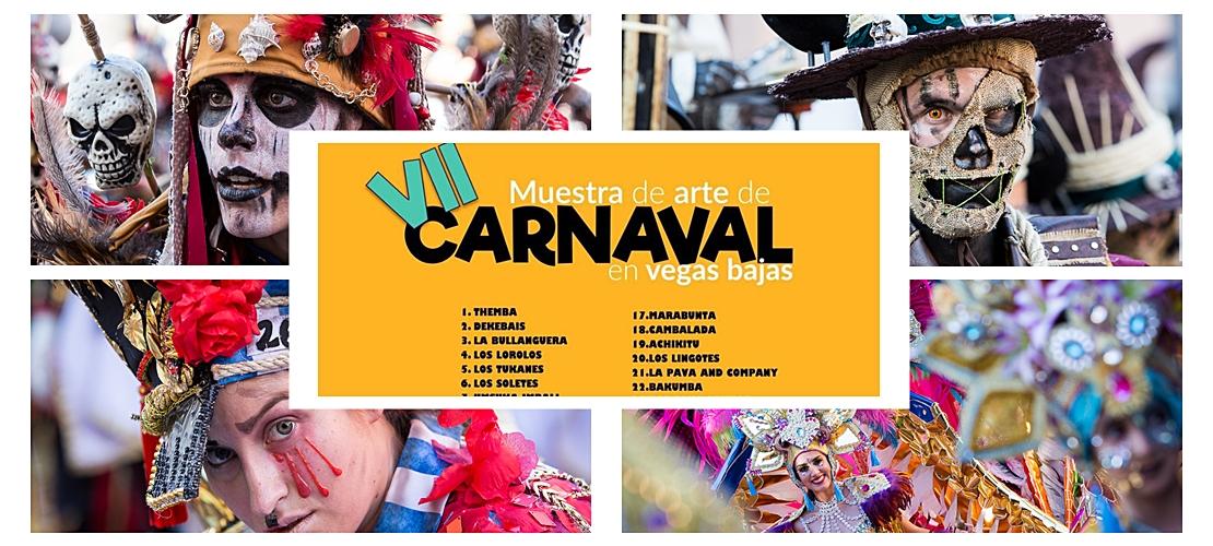 Cita importante para el Carnaval este fin de semana en La Garrovilla (Badajoz)