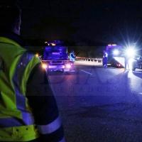 Cinco heridos en una colisión entre varios vehículos en la provincia de Badajoz