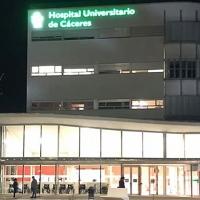 La emotiva carta de una enfermera del Hospital Universitario de Cáceres