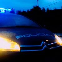 Embisten a la Policía con una furgoneta en una localidad extremeña