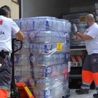 Cruz Roja agradece el esfuerzo del empresariado extremeño frente al COVID-19
