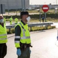 Cuarto guardia civil fallecido en seis días