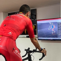 Kini Carrasco reestructura sus entrenamientos para seguir en forma