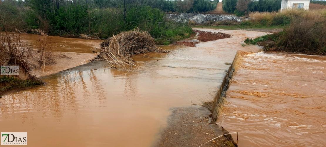 La Junta pide precaución ante las fuertes lluvias que se esperan esta tarde y noche