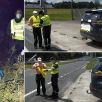 La Guardia Civil rescata a varias personas de avanzada edad desaparecidas