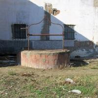 Una barriada pacense sin agua potable