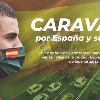 VOX convoca la manifestación 'Caravana por España y su libertad' en Badajoz