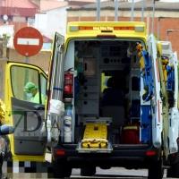 Un hombre fallece en plena vía pública en Badajoz