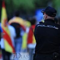 El PP condena la agresión a una persona en Cáceres por llevar una bandera de España