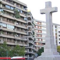 ¿Van a retirar la Cruz de los Caídos de Cáceres?