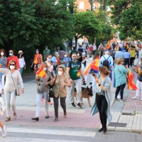 Aumenta el número de contrarios al Gobierno en las calles de Badajoz