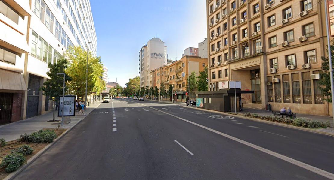 Cáceres cambiará el nombre a la avenida Primo de Rivera y al parque Calvo Sotelo