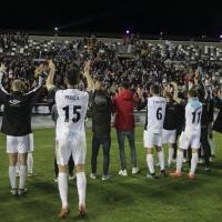 El CD. Badajoz jugará con público la fase de ascenso