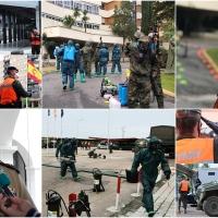 Finaliza la 'Operación Balmis' del Ejército de Tierra en Extremadura