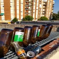 "Cívica: ""La Muralla Abaluartada se ha convertido en el botellódromo de Badajoz"""