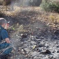 Investigan a un vecino de Monterrubio de la Serena por un delito de incendio forestal