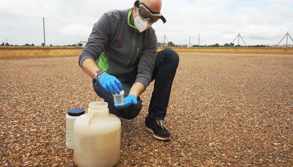 Ausencia de COVID-19 en las aguas residuales de siete localidades pacenses
