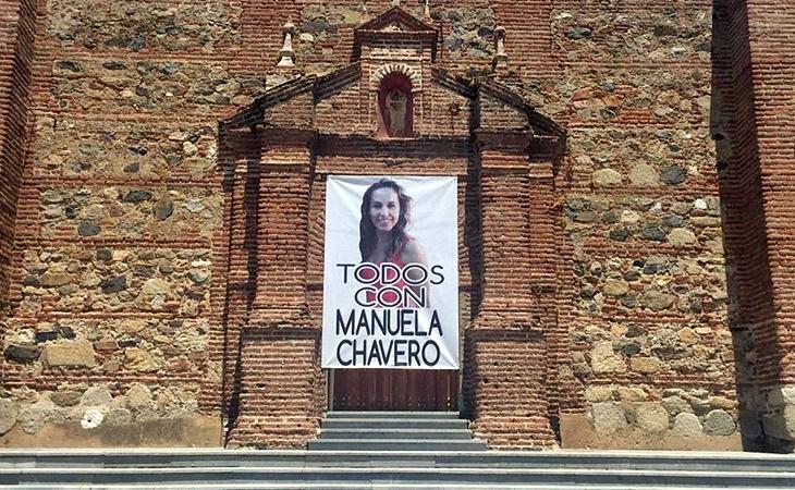 """García Seco: """"Estamos apenados, un año más sin saber de Manuela Chavero"""""""