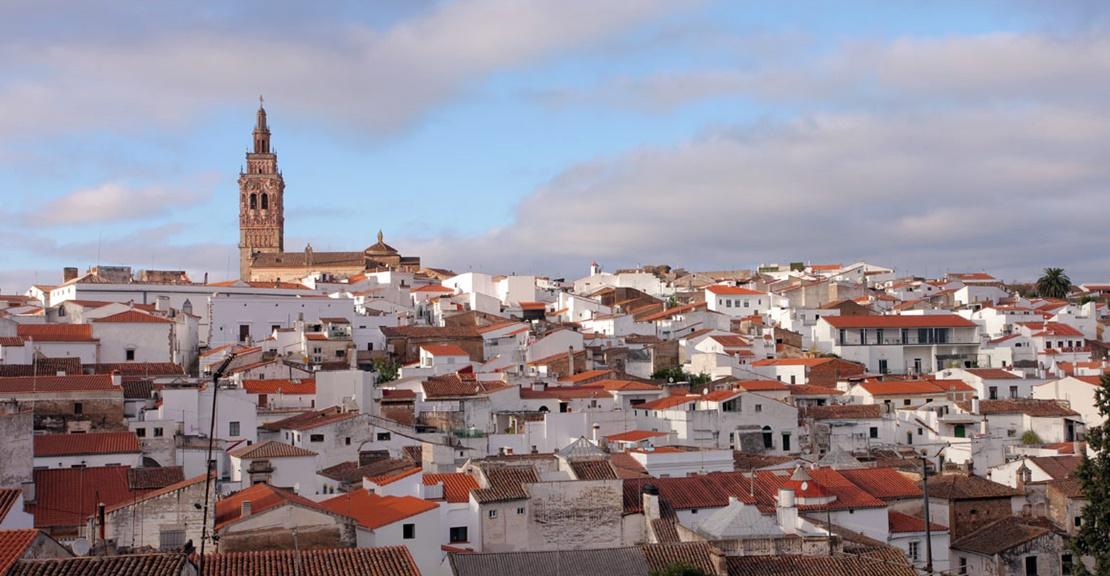 Jerez de los Caballeros vuelve a marcar la temperatura más alta de la región