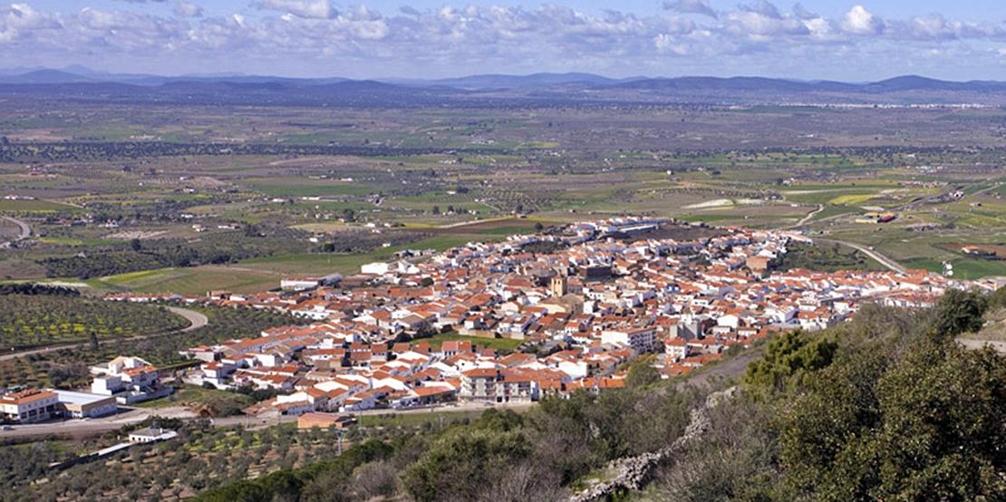 Castuera alcanza la temperatura más alta de España esta madrugada