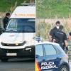 La Policía Nacional evita que un hombre se precipite desde el Puente de la Autonomía (Badajoz)