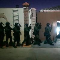 Intervienen las urbanizaciones donde vivían los narcos más importantes de La Línea