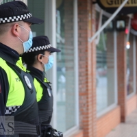 En Badajoz ya se han puesto más de 200 multas por no llevar mascarillas