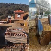 La Junta beneficia a 39 poblaciones extremeñas con 25 obras hidráulicas de abastecimiento