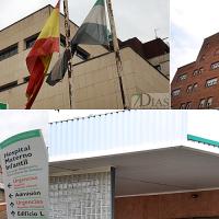 Los hospitales de Badajoz se anticipan a posibles epidemias aunque no sean de Covid