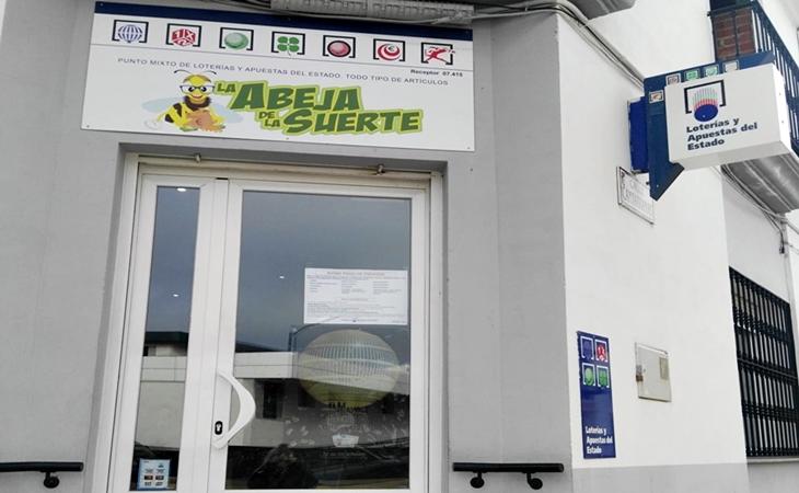 La Lotería Nacional deja 300.000 euros en la provincia de Badajoz