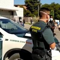 59 inmigrantes se fugan de un pabellón de Cartagena donde guardaban cuarentena por el covid