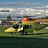 En estado crítico un menor en una colisión en la BA-032