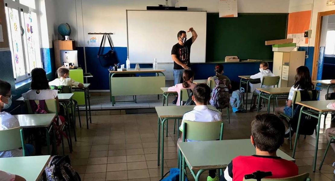 """""""Lamentable actuación de la Consejería de Educación en Extremadura en los primeros días del curso"""""""