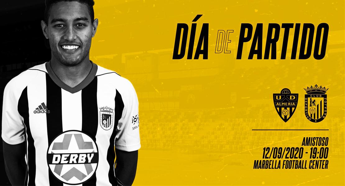 El CD. Badajoz jugará este sábado su primer encuentro en Marbella: Cómo seguir el partido