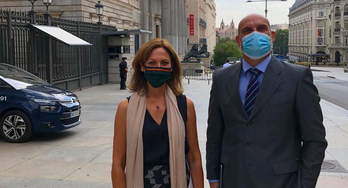 """VOX: """"¿Se están realizando pruebas de covid a las autoridades en la provincia de Badajoz?"""""""