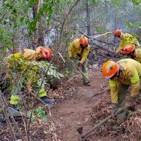 La época de riesgo de incendio se mantiene en Extremadura hasta el 15 de octubre