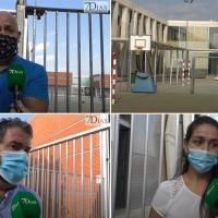 """Padres del CEIP. Ciudad de Badajoz: """"Nos sentimos indefensos, no sabemos ya dónde acudir"""""""