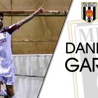 Dani García, juventud para la delantera romana