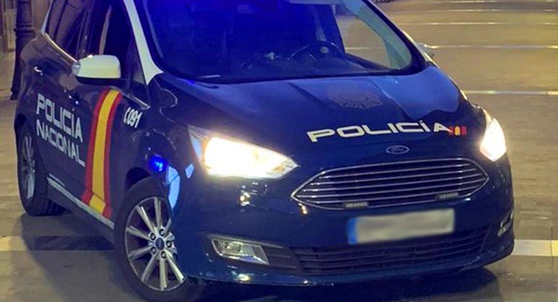 Interceptan a dos hombres que huían tras robar en una cafetería de Badajoz