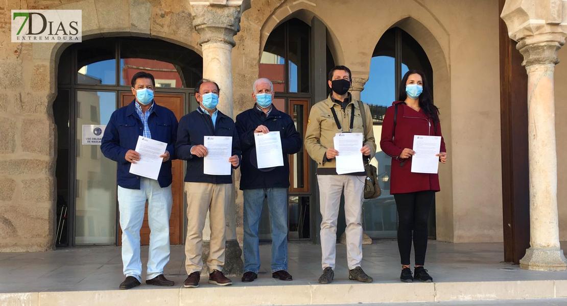 """Amigos de Badajoz: """"Estos ataques son muy graves y Badajoz no lo merece"""""""