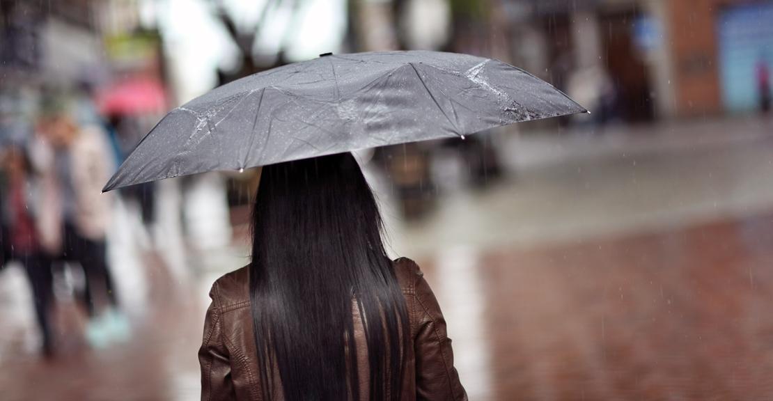 Las tormentas llegarán a Extremadura la próxima semana