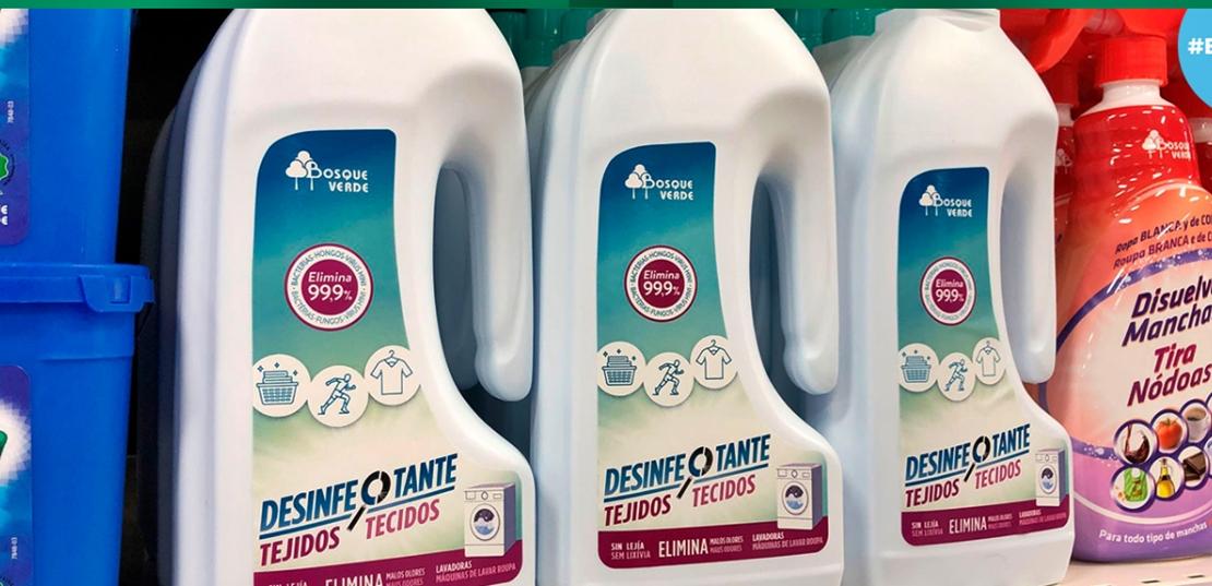 Éxito de ventas de un desinfectante de tejidos del Mercadona que elimina gran cantidad de virus y bacterias