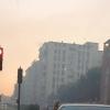 Badajoz despierta con olor a humo y cielos grises, ¿de dónde proviene?