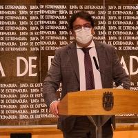 ESTADO DE ALARMA: La Junta no prevé cerrar Extremadura