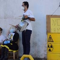 """Protestas por la mina de uranio: """"La Extremadura vacía no se llena desenterrando nuestra tierra"""""""
