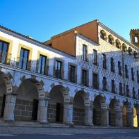 Nueva visita guiada: Conoce las principales plazas y puertas de Badajoz
