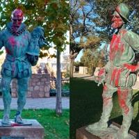 Sanciones económicas e incluso prisión para los actos vandálicos en Badajoz